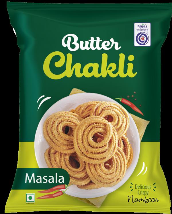 Butter Chakali